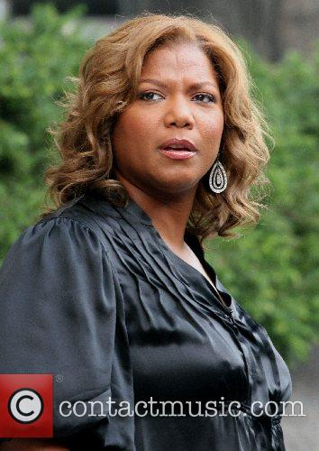 Queen Latifah and Cbs 11