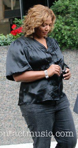 Queen Latifah and CBS 12