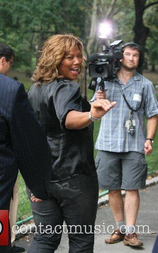 Queen Latifah and Cbs 6