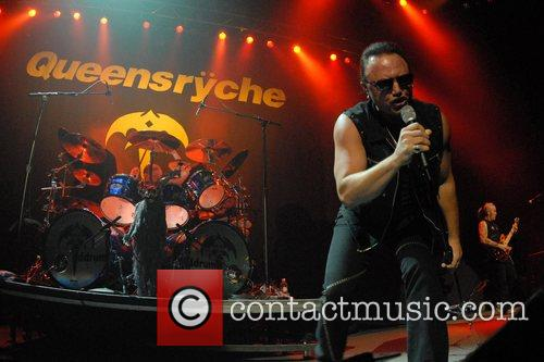 Queensryche  perform live at the Pearl in...