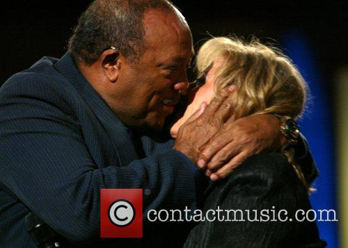Quincy Jones and Lesley Gore 4