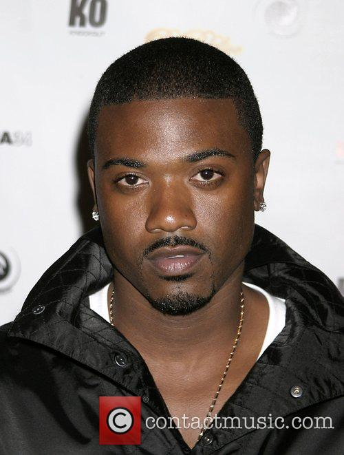 Ray J  Attends and performs at New...