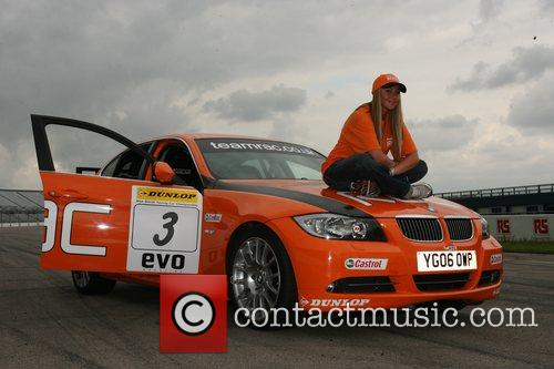 RAC Charity Track Day Challenge at Rockingham Speedway...