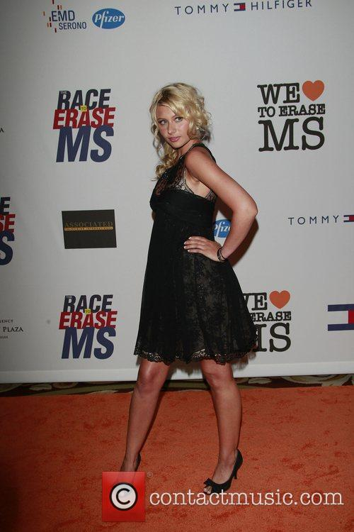 Aly Michalka The 15th Annual Race to Erase...
