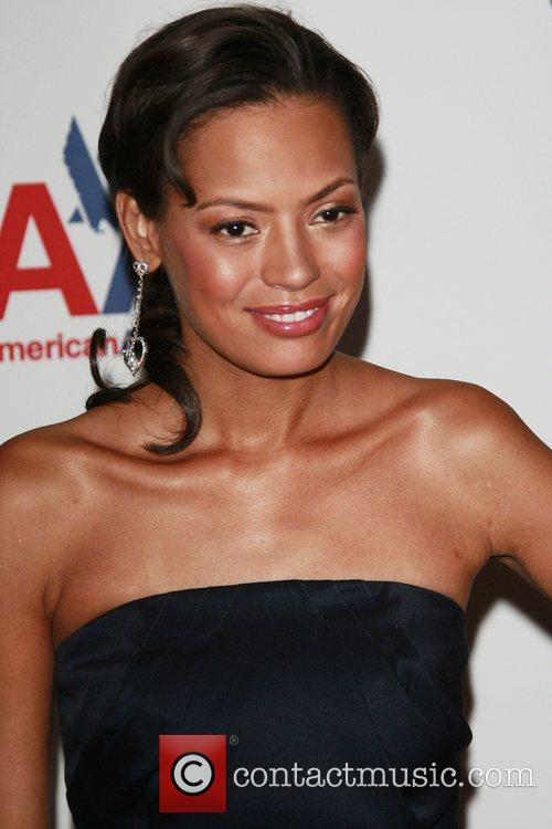 Keisha Whitaker - The 15th Annual Race to Erase MS Gala ...