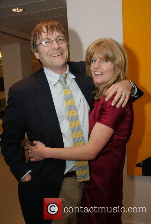 Rachel Johnson and Guest at a signing session...