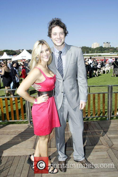 Hamish Blake and guest The Doncaster Day racing...