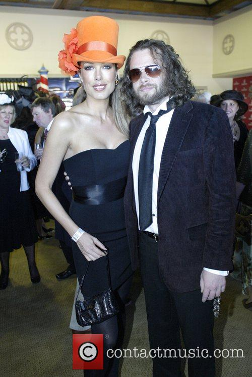 Tara Moss and Richard Mayer