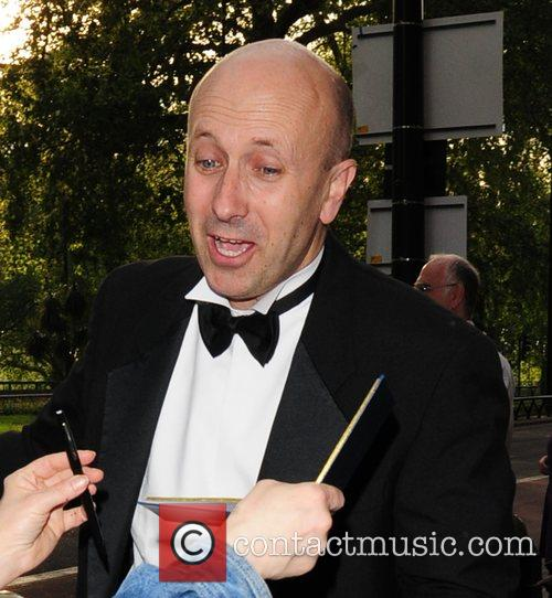 Alan Johnston,  Sony Radio Academy Awards 2008...