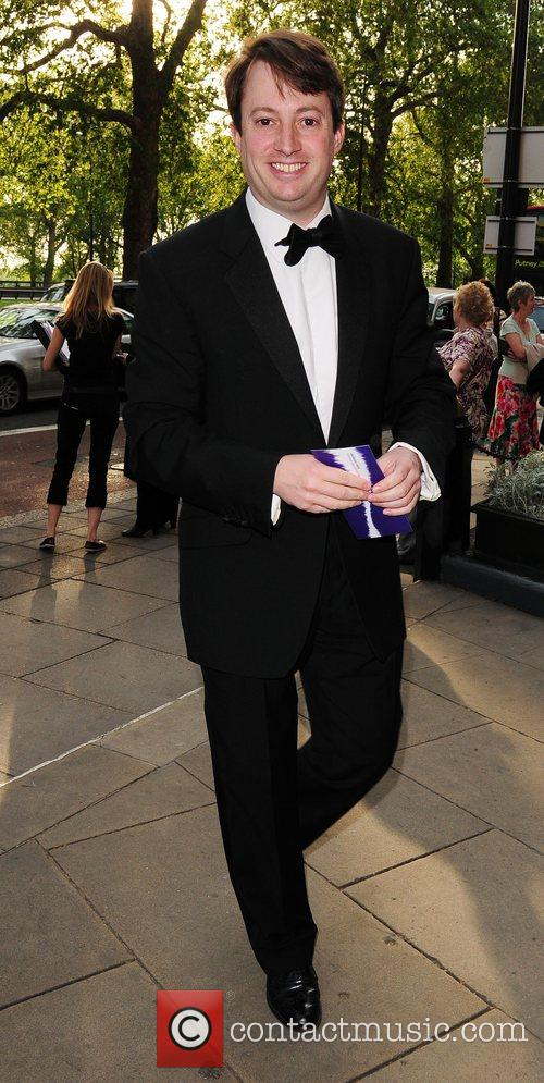 David Mitchell,  Sony Radio Academy Awards 2008...
