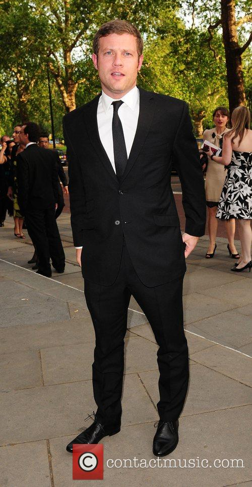 Dermot O'Leary,  Sony Radio Academy Awards 2008...