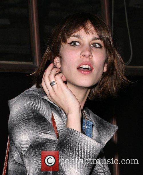 Alexa Chung leaving Radio One after appearing as...