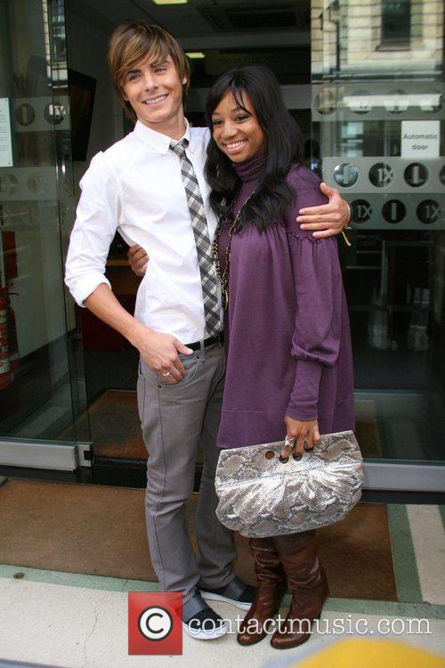 Zac Efron and Monique Coleman 3