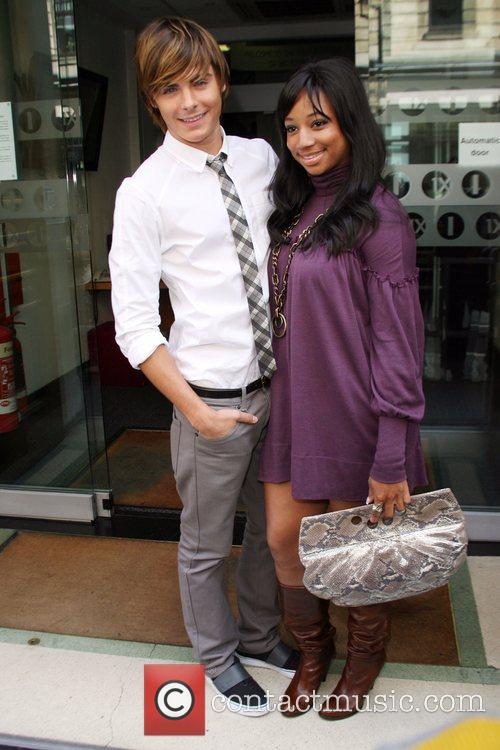Zac Efron and Monique Coleman 4