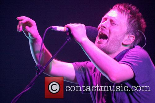 Thom Yorke of Radiohead Fifth Annual Bonnaroo Music and...