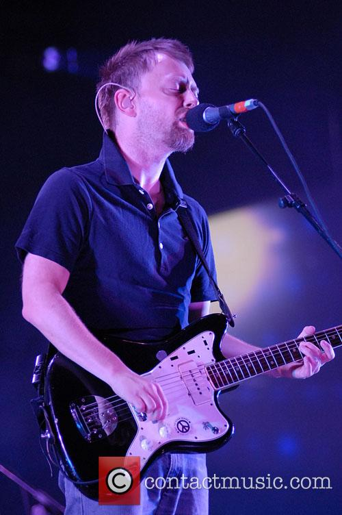 Radiohead Drop Hint At New Album With Company Formation