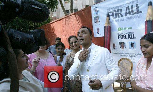 Rahul Bose Campaign by non-profit organisation Oxfam named...