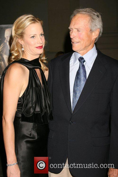 Alison Eastwood and Clint Eastwood 11