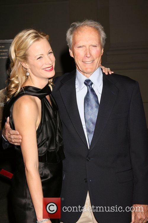 Alison Eastwood and Clint Eastwood 6