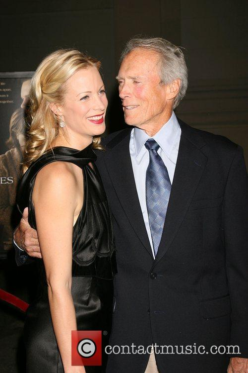 Alison Eastwood and Clint Eastwood 7