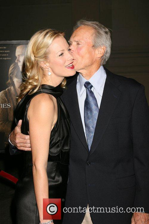 Alison Eastwood and Clint Eastwood 5