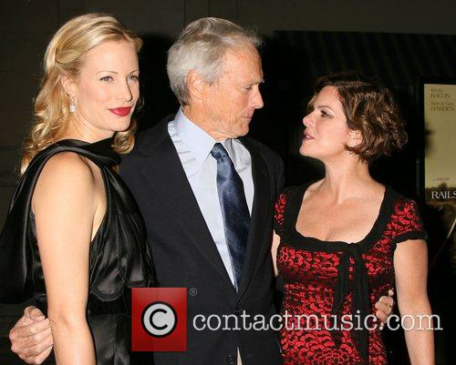 Alison Eastwood, Clint Eastwood and Marcia Gay 4