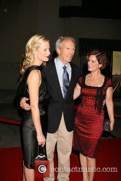 Alison Eastwood, Clint Eastwood and Marcia Gay 8