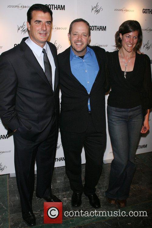 Chris Noth, Brandon Barber and Rebecca Tarbottom 5