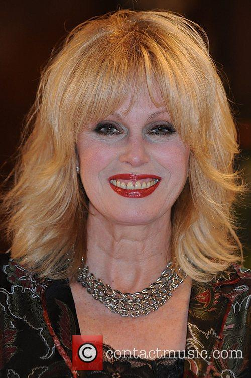 Joanna Lumley 'Raise the Roof' - an open.