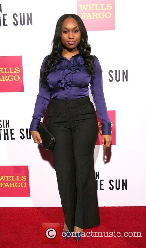 Angel Conwell,  Los Angeles Premiere of 'A...