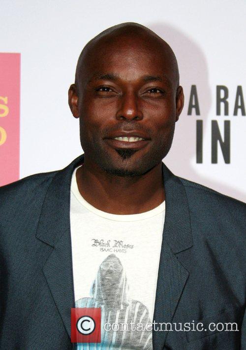 Jimmy Jean-Louis,  Los Angeles Premiere of 'A...