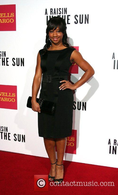 Monique Coleman,  Los Angeles Premiere of 'A...