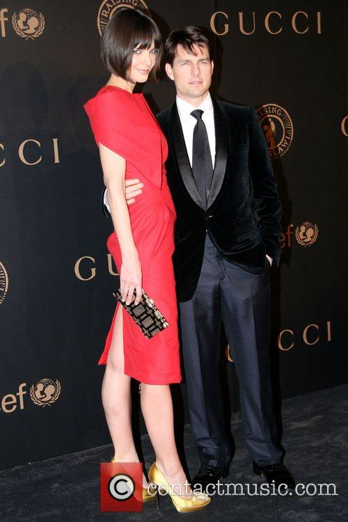 Tom Cruise and Katie Holmes A Night to...