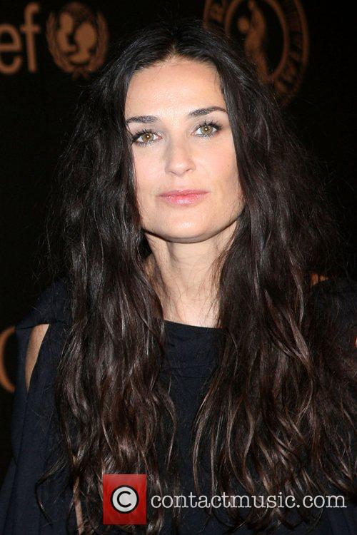 Demi Moore A Night to Benefit Raising Malawi...
