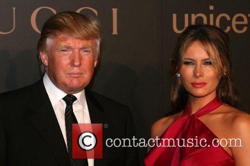Donald Trump and Melania Trump 9