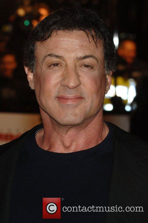 Sylvester Stallone and Rambo 6