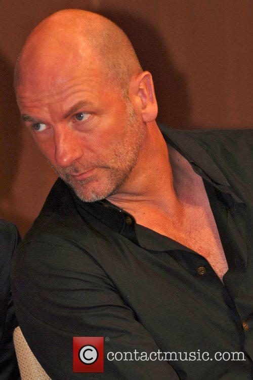Graham Mctavish and Rambo 1