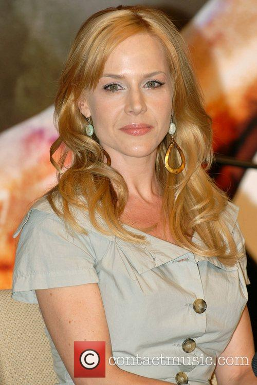 Julie Benz and Rambo 3