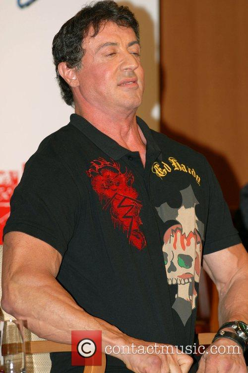 Sylvester Stallone and Rambo 13