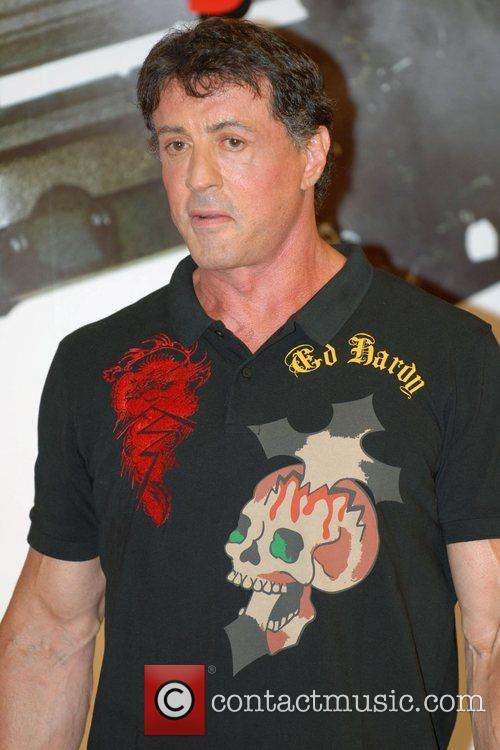 Sylvester Stallone and Rambo 11