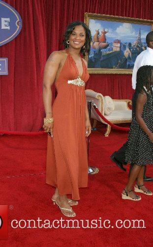 Laila Ali  'Ratatouille' World Premiere at the...
