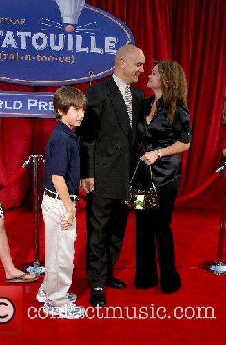 Valerie Bertinelli and family 'Ratatouille' World Premiere at...