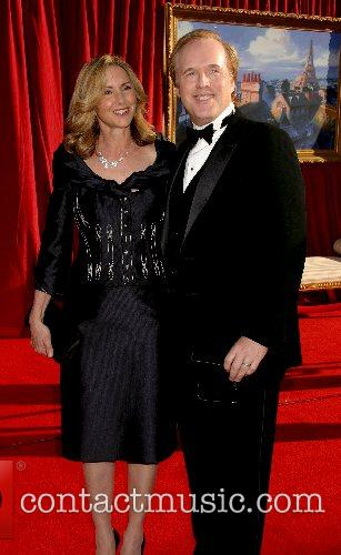 Brad Bird and Wife 'Ratatouille' World Premiere at...