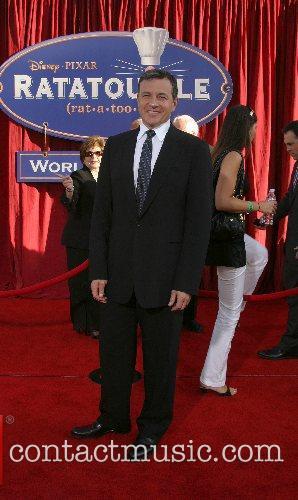 Bob Iger 'Ratatouille' World Premiere at the Kodak...