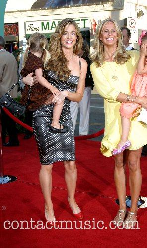 Denise Richards and daughter with guest 'Ratatouille' World...