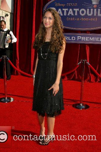 Malara Walsh 'Ratatouille' World Premiere at the Kodak...