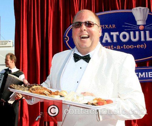 Chris Cognac 'Ratatouille' World Premiere at the Kodak...