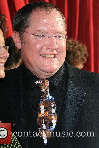 John Lasseter 'Ratatouille' World Premiere at the Kodak...