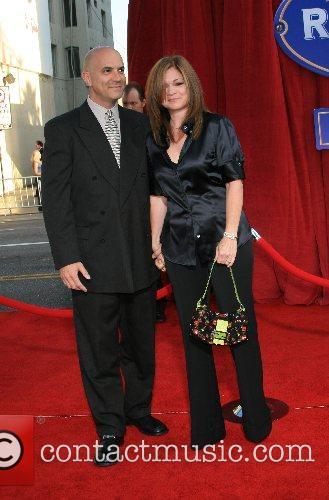 Tom Vitale and Valerie Bertinelli 'Ratatouille' World Premiere...