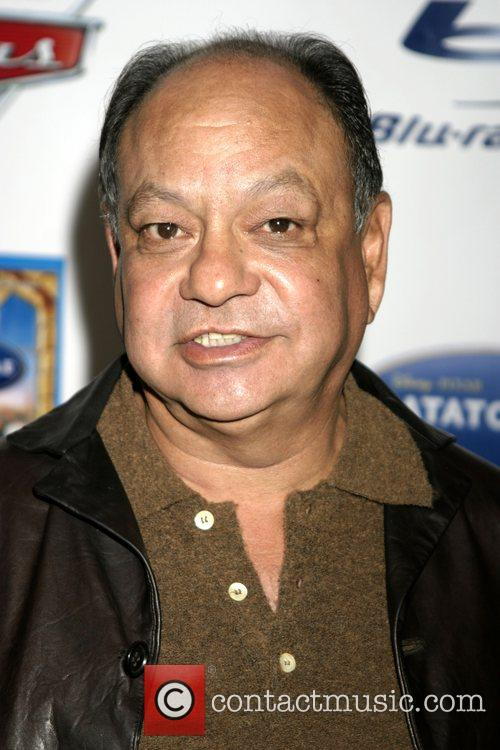 Cheech Marin  'Ratatouille' DVD Release Party at...